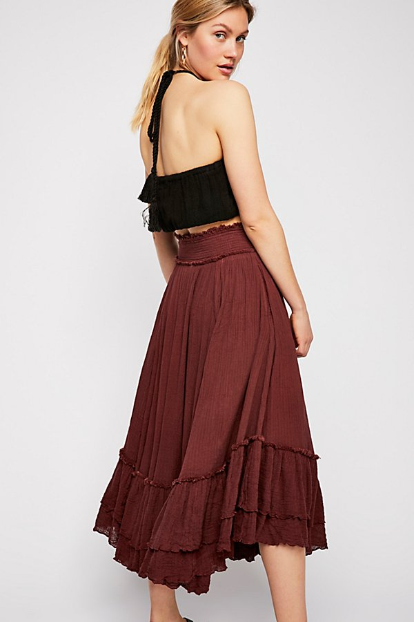 Slide View 2: Day By Day Midi Skirt
