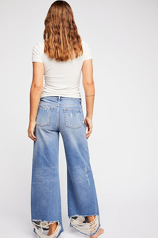 Slide View 2: Piper Wide Leg Jeans