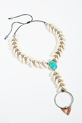 Siren Shell Necklace
