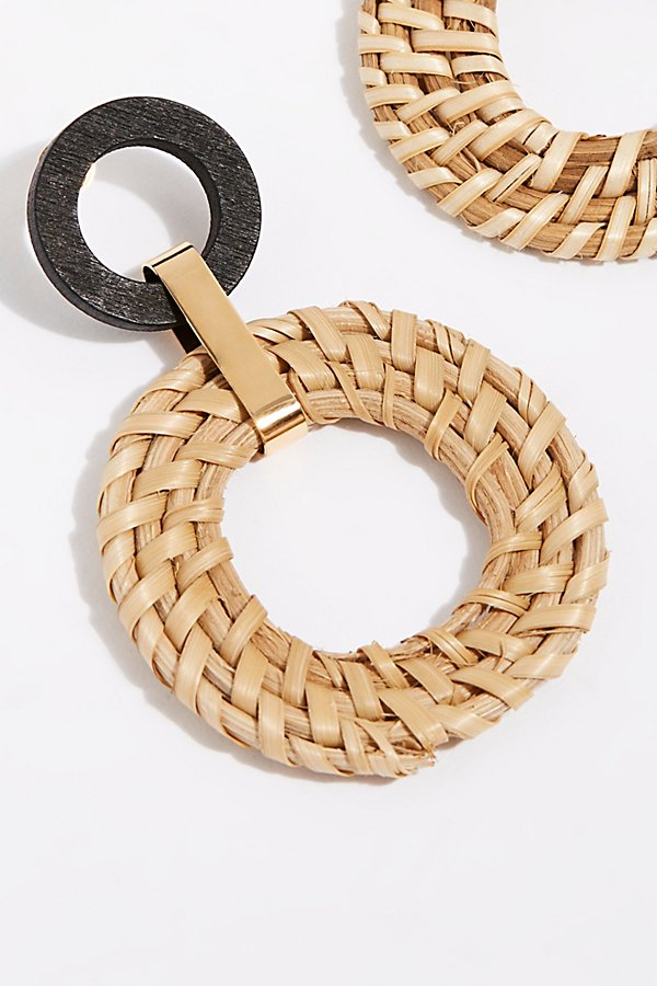 Slide View 3: Wicker Wishes Earring