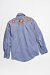 Thumbnail View 5: Vintage 1970s Chambray Buttondown