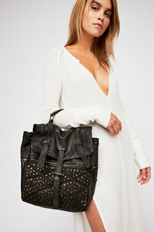 San Vito Distressed Backpack by Free People