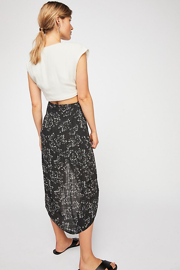 Slide View 2: Sizzling Summer Midi Skirt