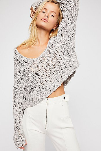 Beach Comber V-Neck Sweater