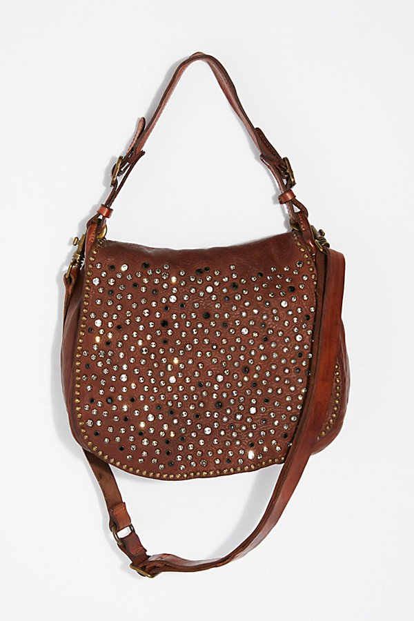 Slide View 1: Urbino Embellished Satchel