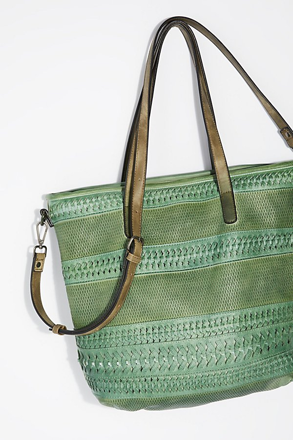 Slide View 2: Lora Washed Tote