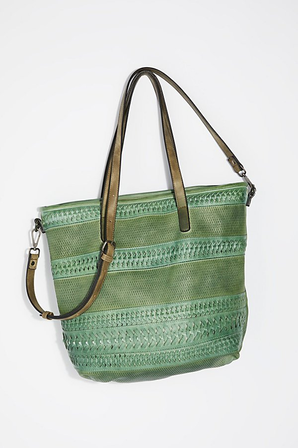 Slide View 3: Lora Washed Tote