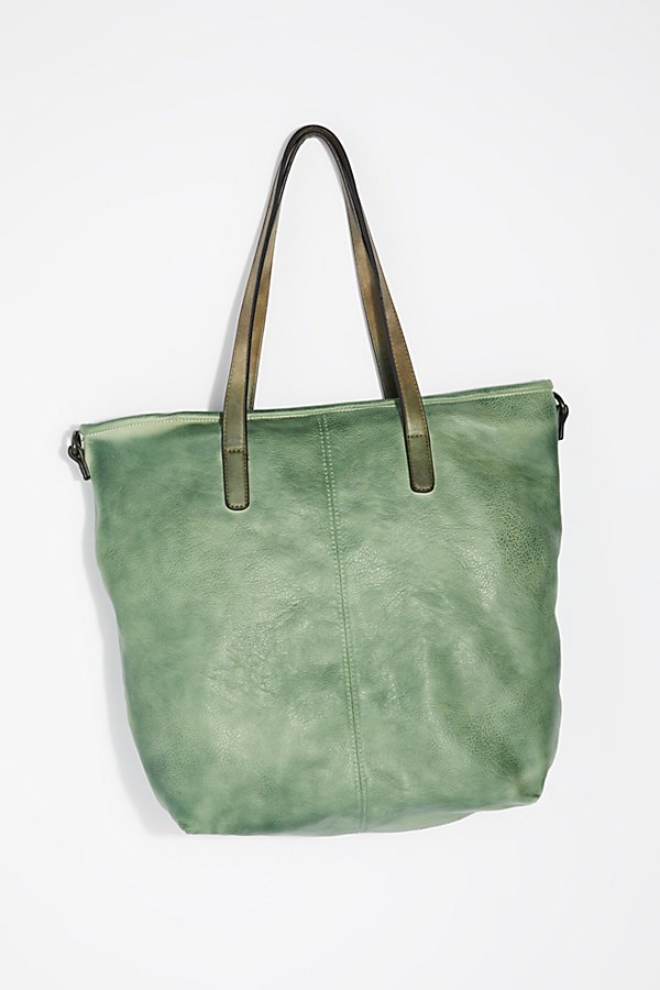 Slide View 4: Lora Washed Tote