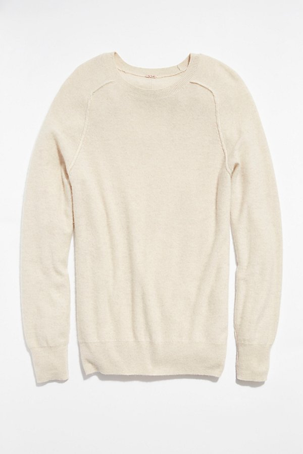 Slide View 5: Golden Hour Cashmere Sweater