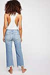 Thumbnail View 2: Maggie Mid-Rise Straight Leg Jeans
