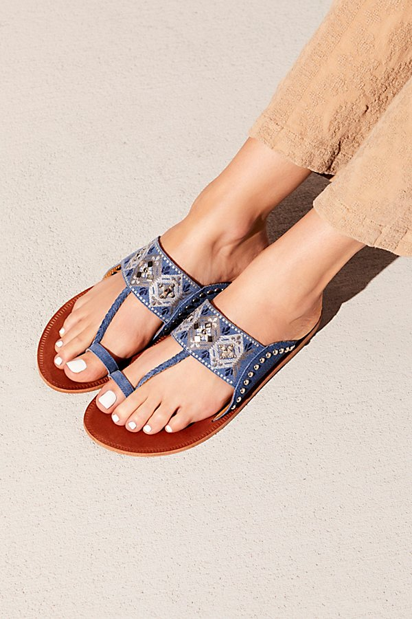 Slide View 1: Sea Breeze Slide Sandal