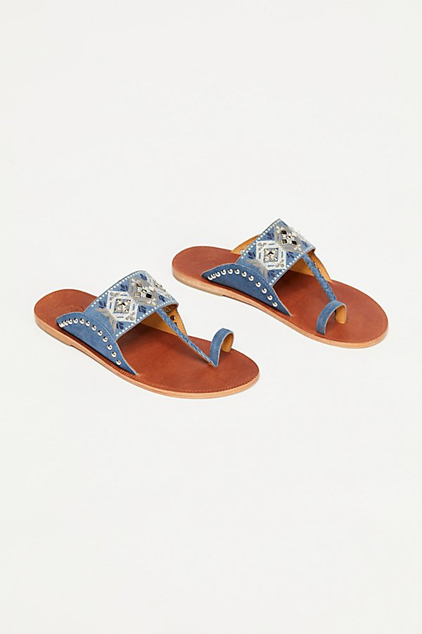 Slide View 2: Sea Breeze Slide Sandal
