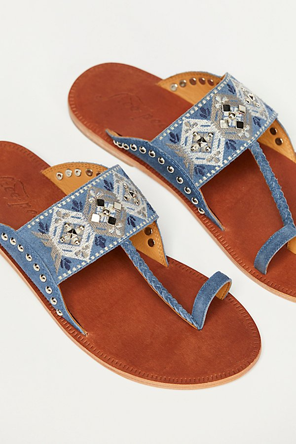 Slide View 3: Sea Breeze Slide Sandal