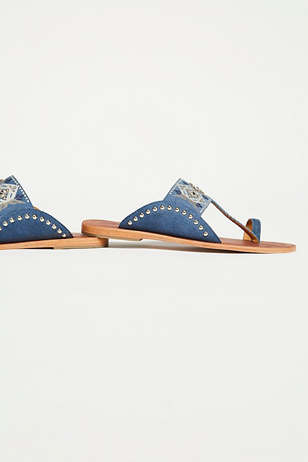 Slide View 4: Sea Breeze Slide Sandal