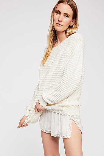 Menace Solid Tunic Jumper