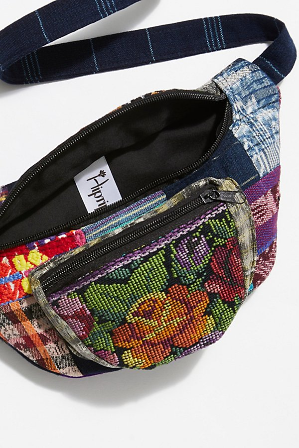 Slide View 3: Hiptipico Embroidered Belt Bag
