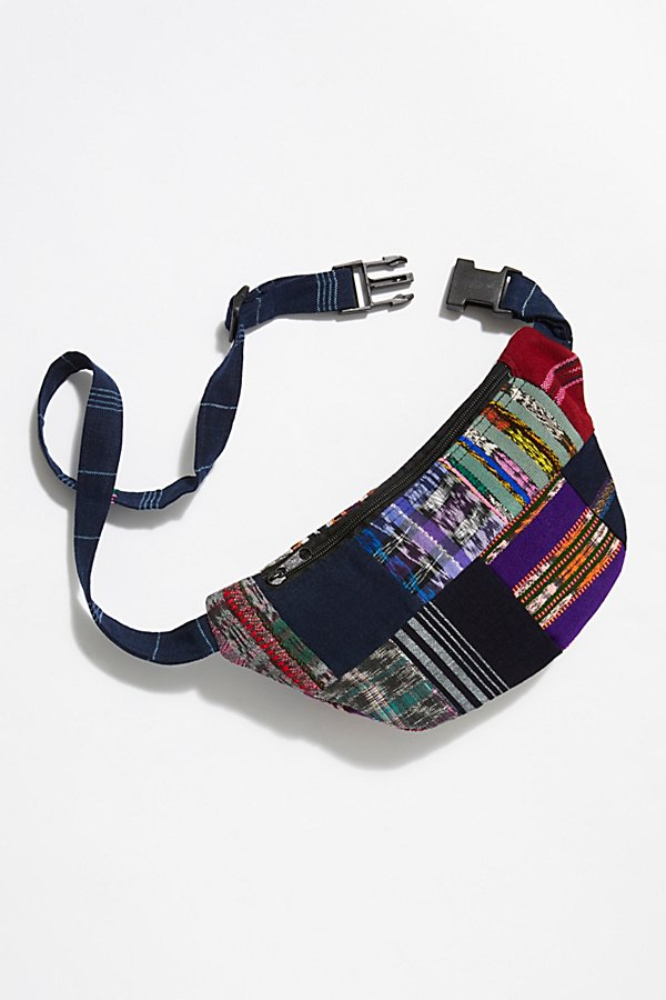 Slide View 4: Hiptipico Embroidered Belt Bag