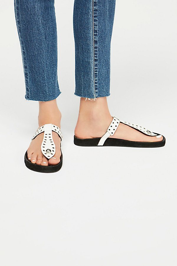 Slide View 2: Summer Nights Grommet Sandal