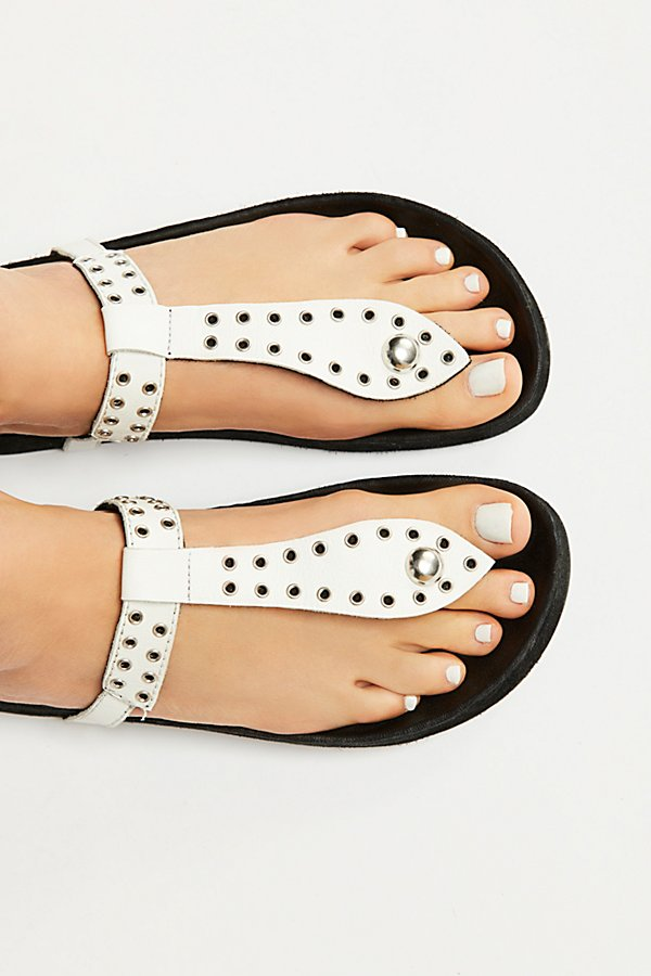 Slide View 3: Summer Nights Grommet Sandal
