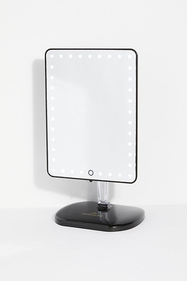 Slide View 1: Touch Pro Bluetooth Make-Up Mirror