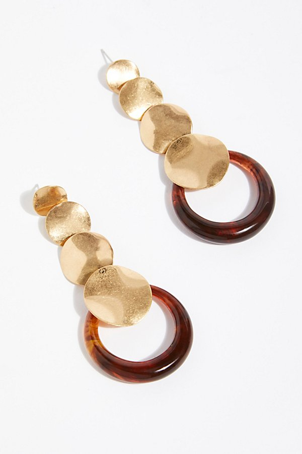 Slide View 3: Gold Dust Earrings