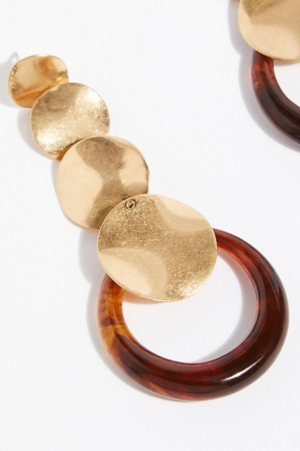Slide View 4: Gold Dust Earrings