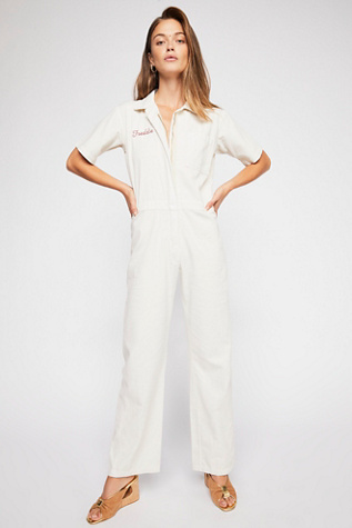 Mercury Rising Romper by Free People