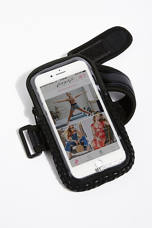 Slide View 1: Tag Along Running Armband