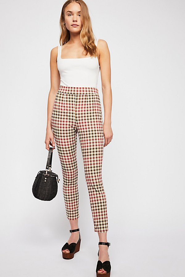 Slide View 1: Ella Kick Skinny Trousers
