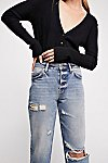 Thumbnail View 3: Extreme Washed Boyfriend Jeans