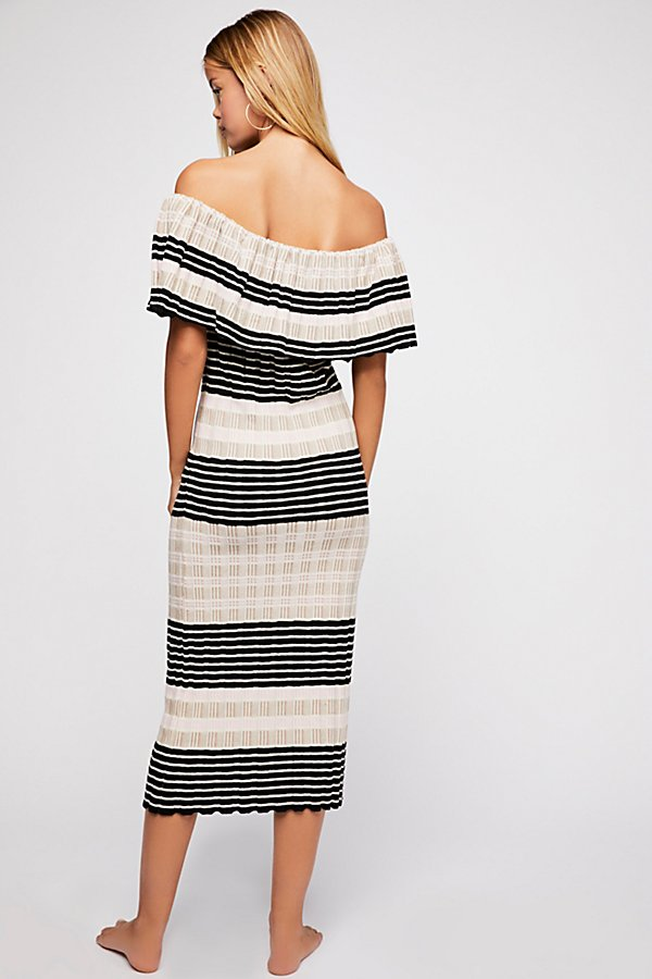 Slide View 2: Off Duty Knit Maxi Dress