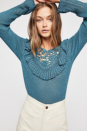 Sea Shadow Sweater
