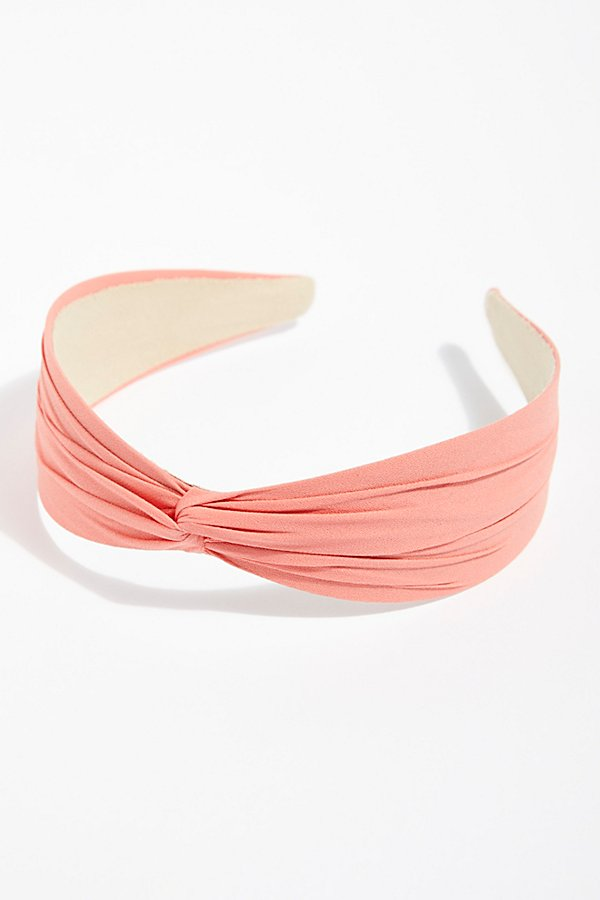 Slide View 2: Lux Twist Headband