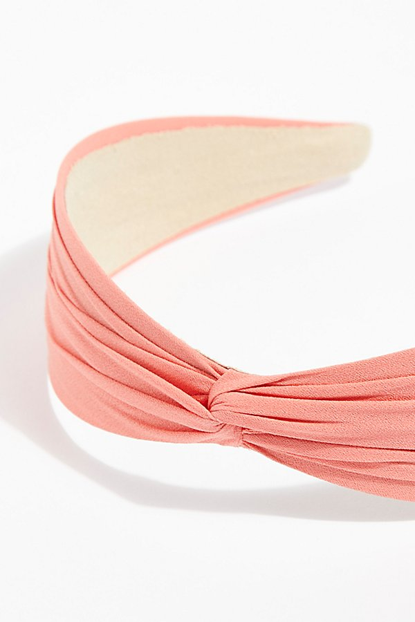 Slide View 3: Lux Twist Headband