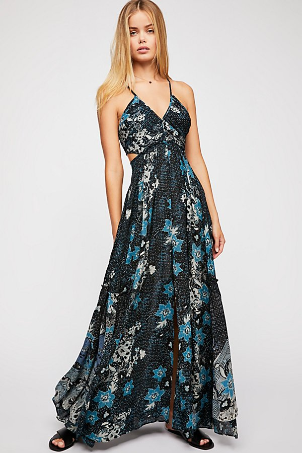 Slide View 2: Need This Printed Maxi Dress