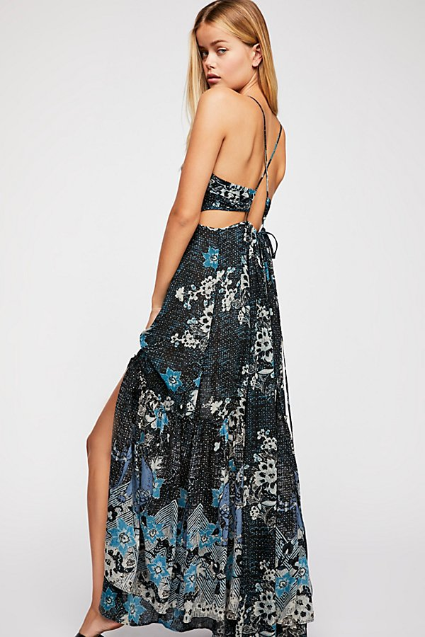 Slide View 3: Need This Printed Maxi Dress