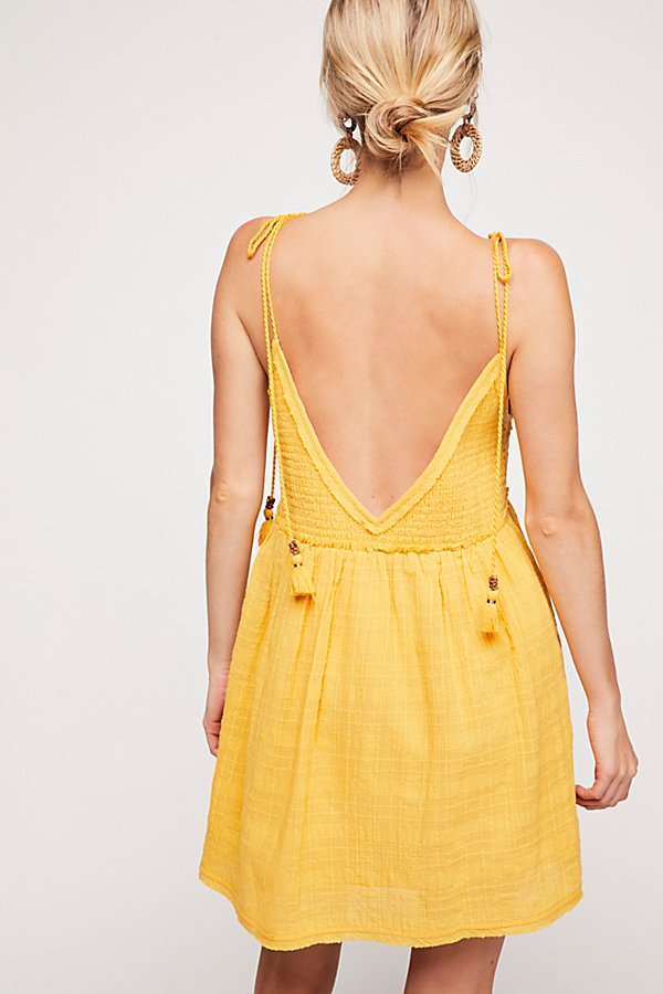 Slide View 3: Sundrenched Mini Dress