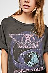 Thumbnail View 3: Aerosmith Boyfriend Tee