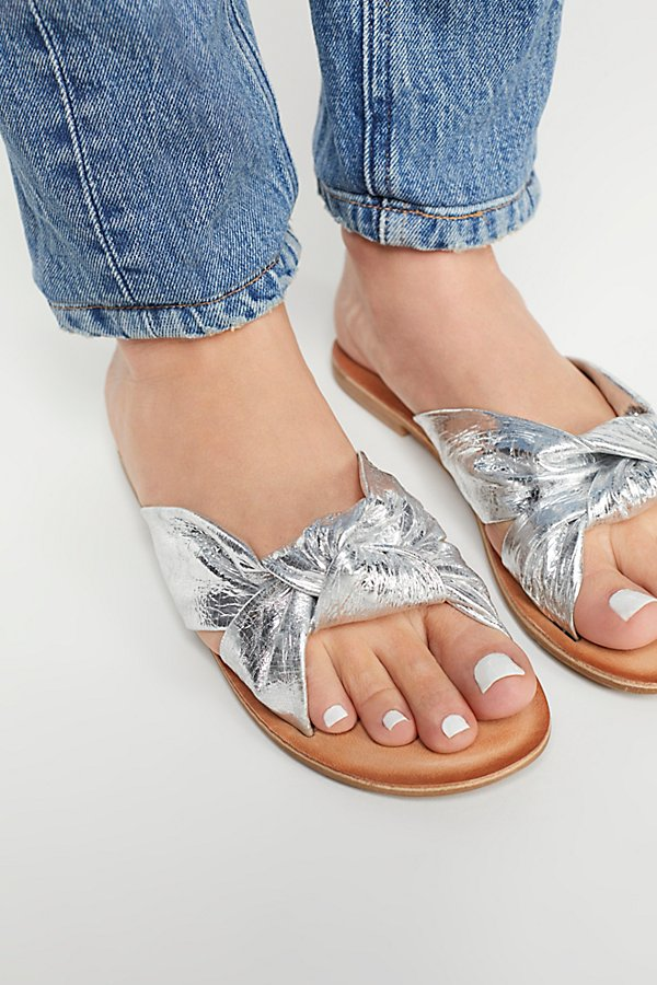 Slide View 3: Sadie Slip On Sandal