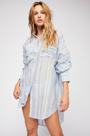 Eternal Sunshine Buttondown by Free People