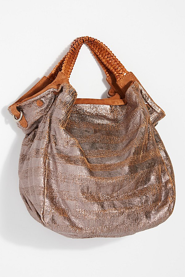Slide View 2: Emilia Distressed Tote