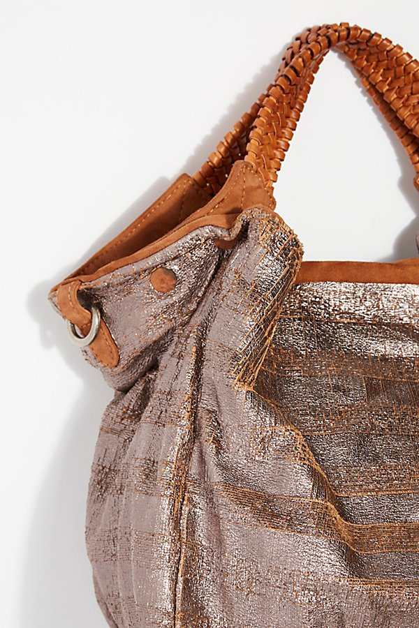 Slide View 3: Emilia Distressed Tote