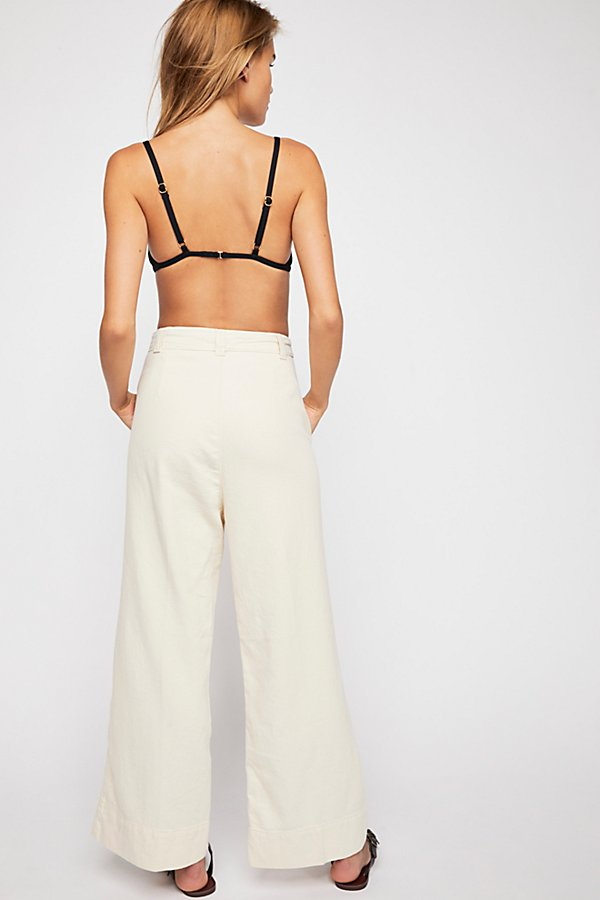 Slide View 2: Harper Wide Leg Trousers