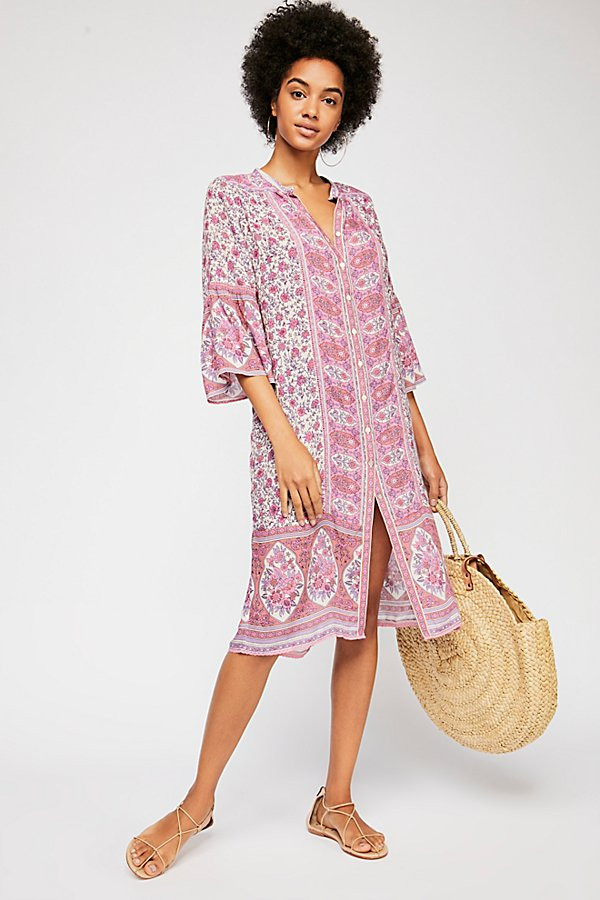 Slide View 1: Jasmine Midi Tunic Dress