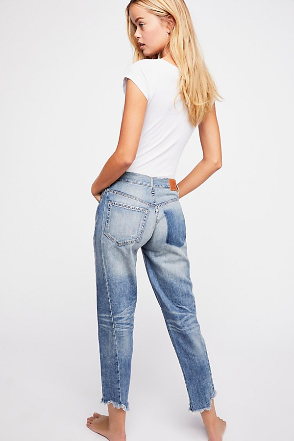 Slide View 3: ABLE Seam Jeans