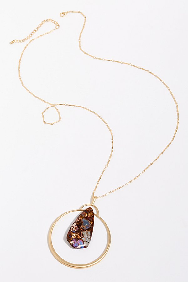 Slide View 3: Moondance Pendant