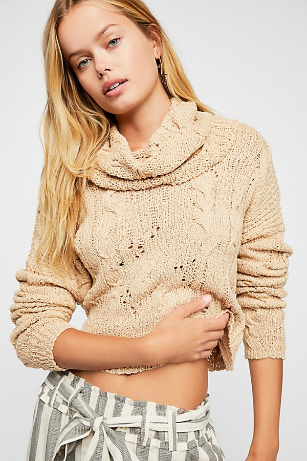 Slide View 1: Shades of Dawn Pullover Sweater