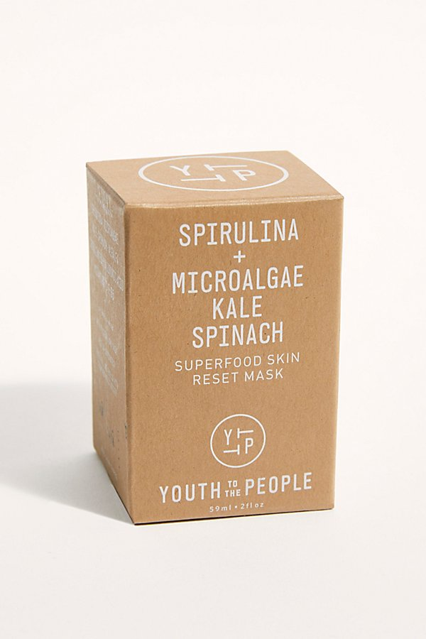 Slide View 2: Youth To The People Superfood Mask
