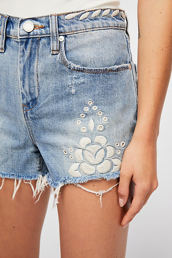 Slide View 3: Blank NYC Garden Party Denim Shorts