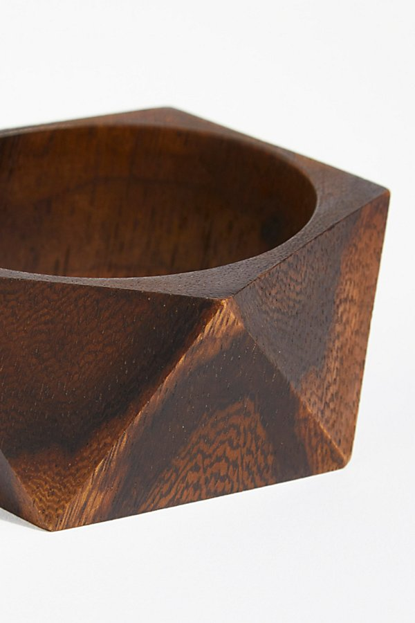 Slide View 4: Wooden Bangle